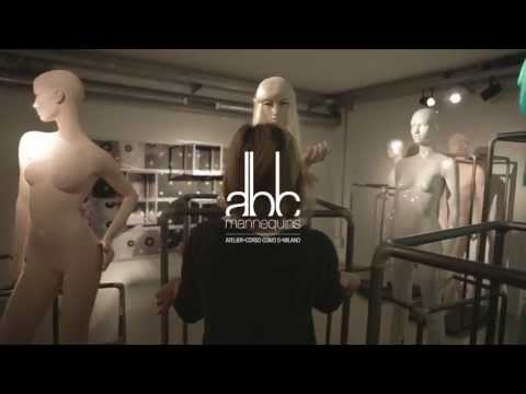 ATELIER ABC MANNEQUINS @ LIVE! _ MILANO DESIGN WEEK _ SECOND DAY - Dressing Up & Mannequins