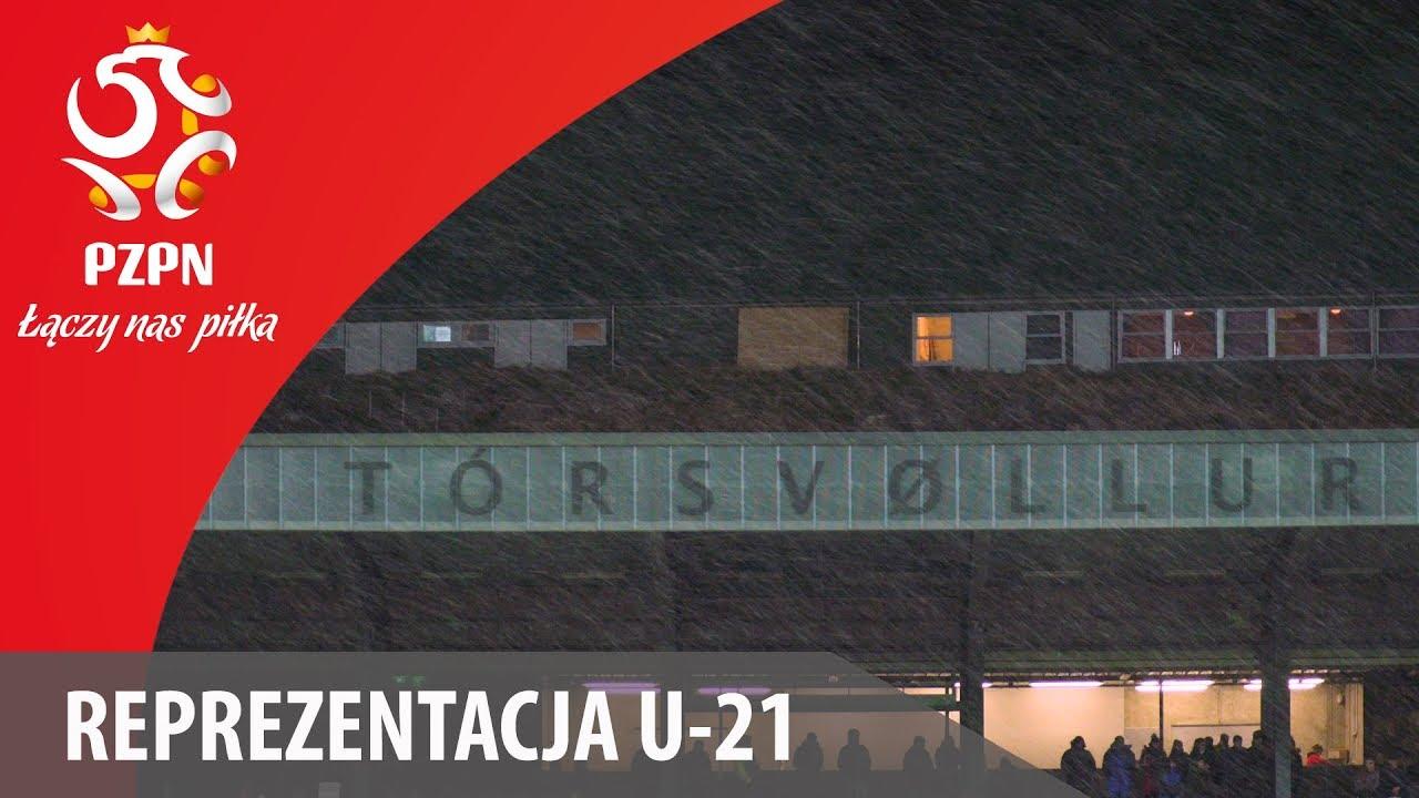 U-21: Skrót meczu Wyspy Owcze – Polska