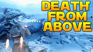 Star Wars Battlefront: DEATH FROM ABOVE LOADOUT