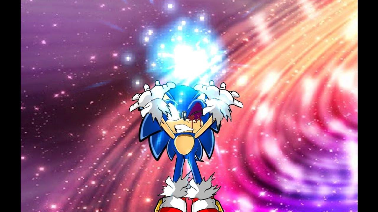 Super Sonic X Universe OVA 7 TRAILER 3  YouTube