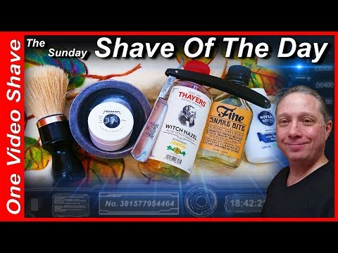 "Sunday Shave Of The Day #OVS, ""The Haddon Brand"" Straight Razor Shave, Strike Gold Shave, #SOTD"
