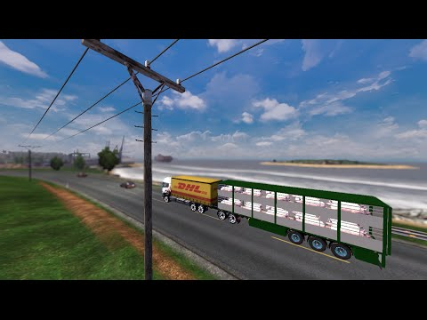ETS2 #2 Scania GIGALINER