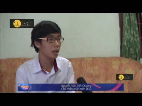 Tin nóng 21h-  9X Đà Nẵng sáng chế phần mềm chống nghiện net