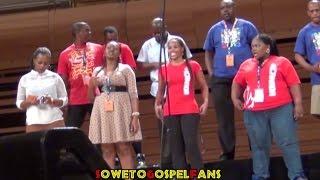 Soweto Gospel Choir - Oh, It Is Jesus