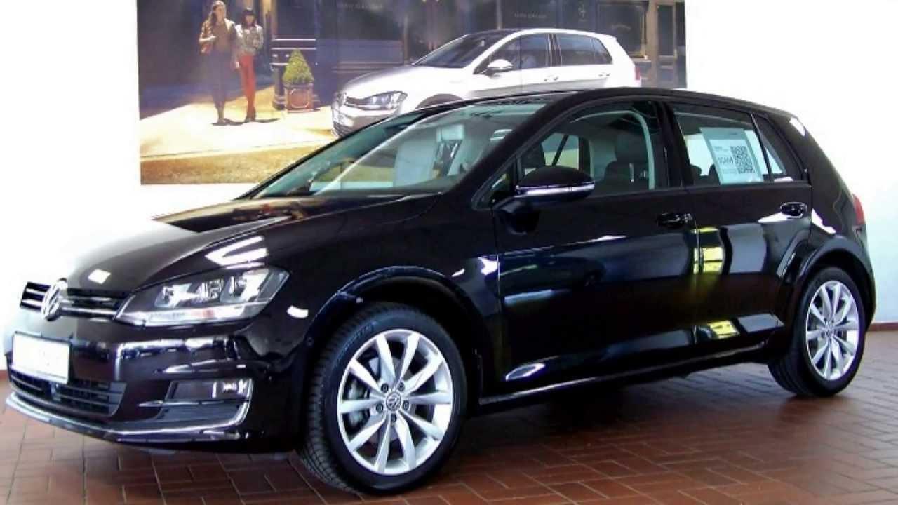"Volkswagen Golf VII 2.0 TDI DSG Highline DW004007 Automatik Navigation ""GOLF VII"" - YouTube"