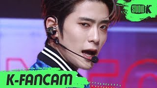 K-Fancam NCT127 재현 'Intro + 영웅英雄; Kick It\' NCT127  JAEHYUN Fancam  l @Bank 200320