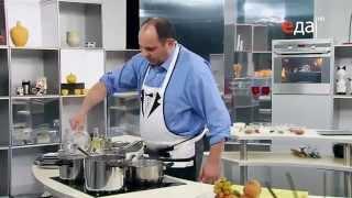 Как сварить куриные потрошки для супа рецепт от шеф-повара / Илья Лазерсон / русская кухня