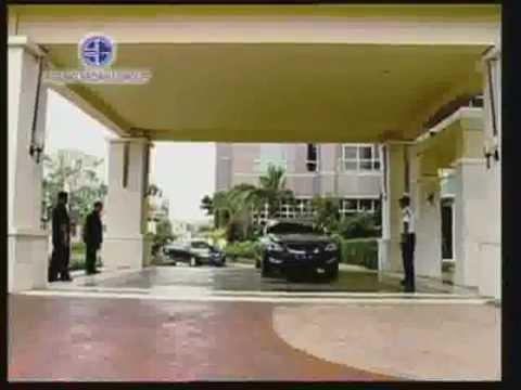 senayan residence portofolio tv program property andes soesman produksi 2008