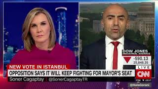 Soner Cagaptay Discusses Istanbul Election with Hala Gorani