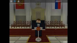 Russian President Moryakov Addresses Russia