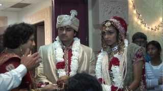 Indian Wedding _ Apra & Manas Wedding Bidaai song