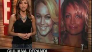 Lindsay Lohan  Anorexia 4(also nicole richie)