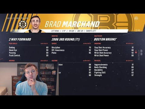 NHL 19 RATINGS REVIEW | TOP 50 PLAYERS PART 2