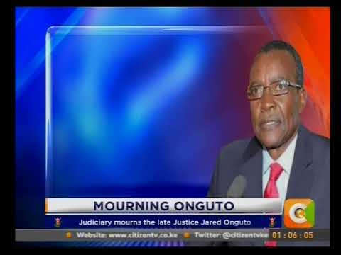 High Court Judge Ongutu collapses and dies