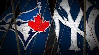 Encarnacion, German lift Yankees to 4-0 win Blue Jays-Yankees Game Highlights 71219