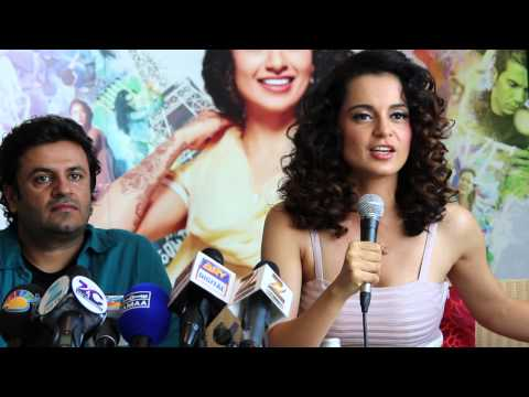 Kangana Ranaut on International recognition