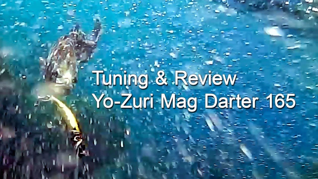 Yo-Zuri Mag Darter Floating Diver Lure