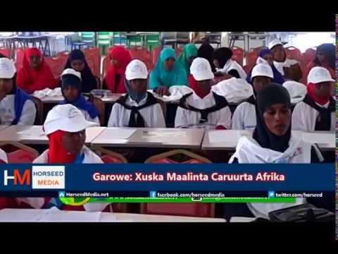Garowe: Xuska Maalinta Caruurta Afrika
