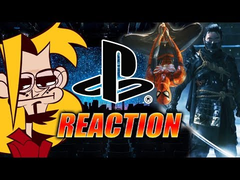 MAX REACTS: PS4 Conference – Monster Hunter, Tsushima, Colossus, Last Of Us 2, Etc.