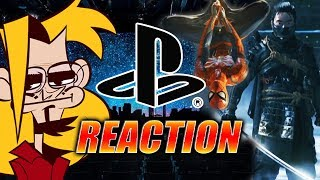MAX REACTS: PS4 Conference - Monster Hunter, Tsushima, Colossus, Last Of Us 2, Etc.