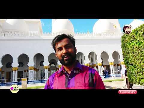 Sheikh Zayed Grand Mosque in Abu Dhabi / MOVIE STYLE VIDEO/ MALAYALAM VLOG/ Dubai vlog