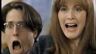 Nine Months Movie TV Spot (1995) Hugh Grant, Julianne Moore, Robin Williams