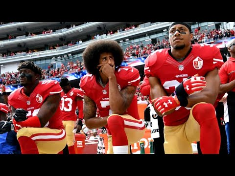 President Trump criticizes the NFL
