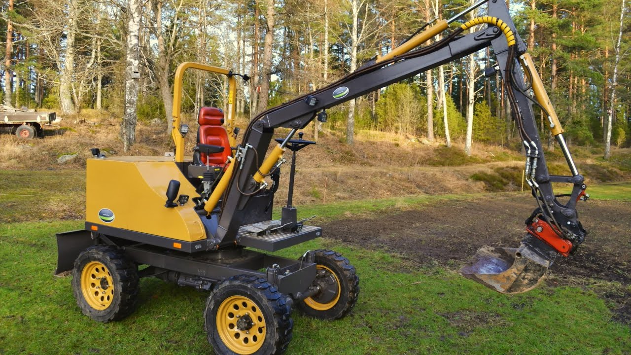 how to set hydrallic pressure on woods x75 backhoe