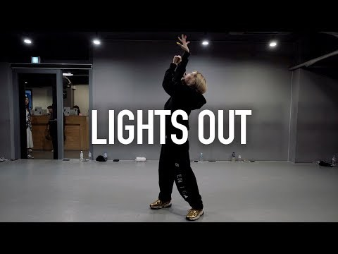 Lights Out - sonn ft. Ayelle / Isabelle Choreography