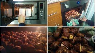 Castanhas Assadas Forno - Pré Preparadas MicroOndas