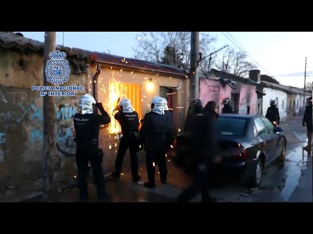Desarticulada por segunda vez una de las organizaciones criminales más activas  de Zamora