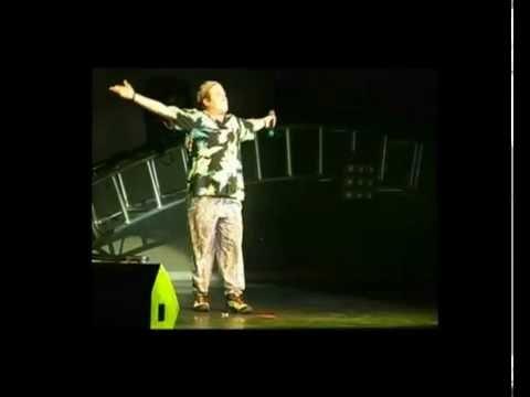 Robin Williams Impersonator David Born, Stand Up Comedy Demo.