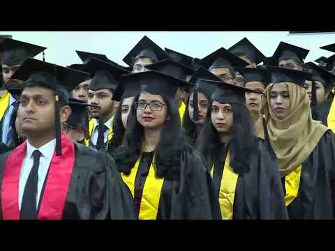 Convocation Ceremony 2017 - BITS PILANI DUBAI CAMPUS - PART 1