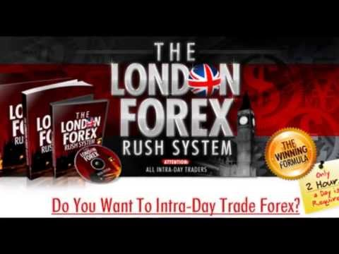 Youtube the london forex rush system