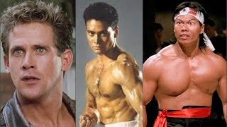 Action stars from the '80s Then And Now