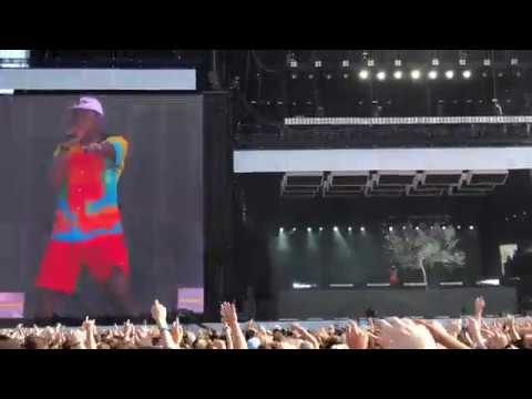 Okra - Tyler, the Creator (Live at Lollapalooza 2018 - Day 2: 8/3/18)