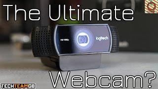 Logitech C922 Pro Streamer Webcam Review