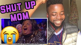 Lavell Crawford I'm A Momma's Boy Comedy Shaq (REACTION) - Excuse me, Mr.Jeffry,Sir!..😂😂😂