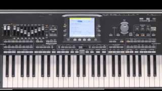 el amaken on korg keyboard pa3x عزف الاماكن على الكورج