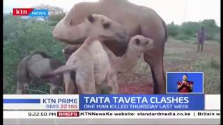 One Man killed and 60 camels killed in reiteration over pasture clashes in Taita Taveta