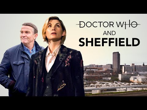 A History Of Sheffield In Doctor Who