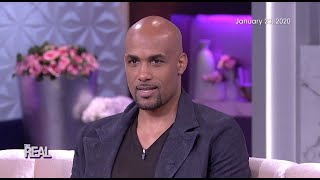 Thursday on 'The Real': Patricia Heaton, Boris Kodjoe