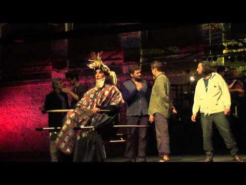Solmaaz Adeli in der Oper Zumurrud von Francois-Pierre Descamps 2 Teil