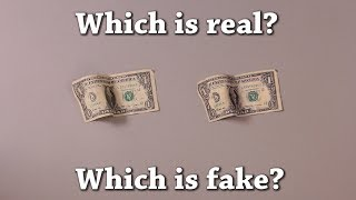 Fun Test: Which is Real? Dollar Bill Drawing Challenge!