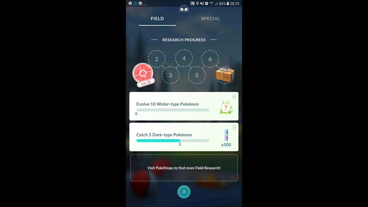 pokemon go a spooky message