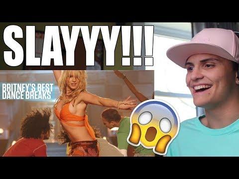 Britney Spears Best Dance Breaks REACTION