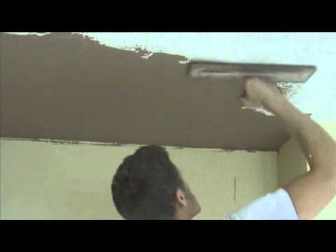 removing-artex-and-plastering-a-ceiling