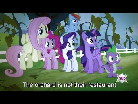 Bats [with lyrics] - My little pony : Friendship is Magic Song