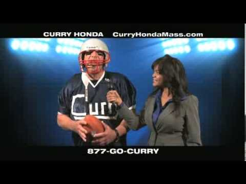 Curry Honda Chicopee Big Game Sales Event   January 2014   YouTube