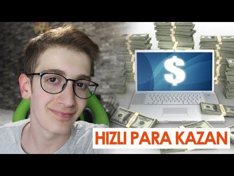İNTERNETTEN PARA KAZANMANIN PRATİK YOLLARI! (Hemen Para Kazan)